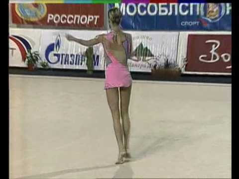 Rhythmic - 13000+ comments! 4 million+ views! A montage for anyone who thinks Rhythmic Gymnastics is easy...