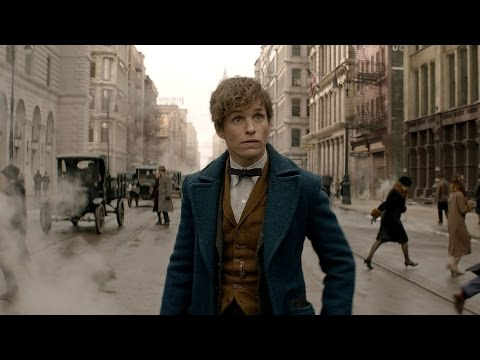 Fantastic Beasts and Where to Find them trailer!!!!