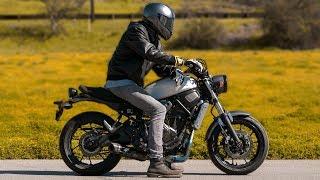 2. 2018 Yamaha XSR700 - My First Impressions