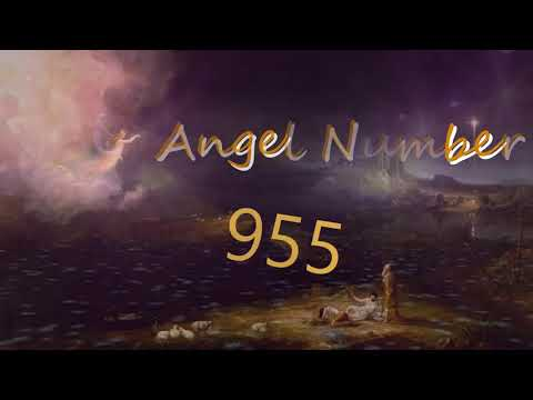 955 angel number | Meanings & Symbolism