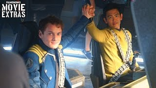 Nonton Go Behind The Scenes Of Star Trek Beyond  2016  Film Subtitle Indonesia Streaming Movie Download
