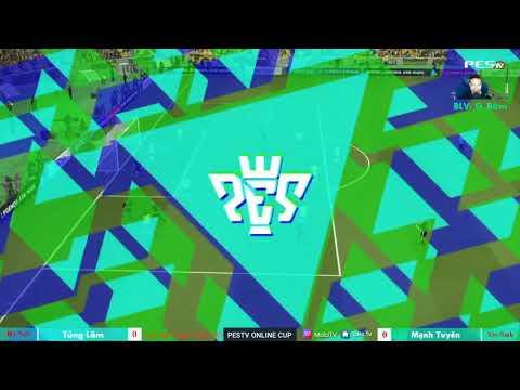 PESTV Online Cup | Bảng B | Hà Nội - Tùng Lâm vs Tây Ninh - Mạnh Tuyên 31-10-2017