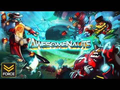 обзор Awesomenauts (CD-Key, Steam, Region Free)