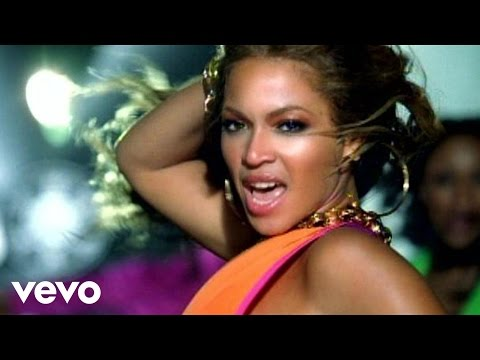 Beyonce - Music video by Beyoncé ft. Jay-Z performing Crazy In Love. (C) 2003 SONY BMG MUSIC ENTERTAINMENT.