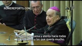 Finaliza la fase instructora de la causa de canonización de Dora del Hoyo