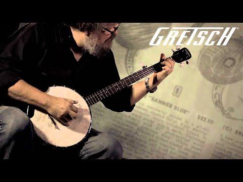 G9450 Dixie 5-String Open Back Banjo
