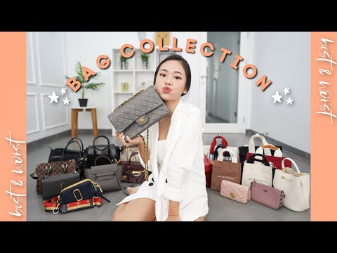 MY BAG COLLECTION 2019 + Best & Worst Purchase