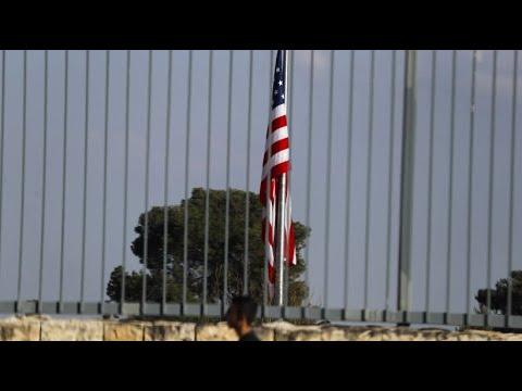 Amerikanische Botschaft in Jerusalem soll im Mai eröffn ...