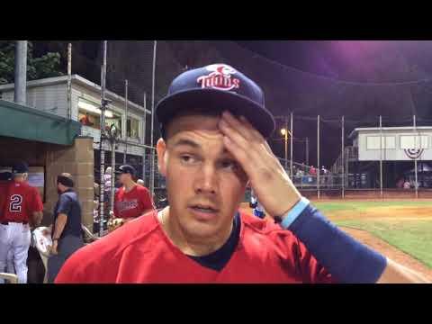 Video: Trevor Larnach
