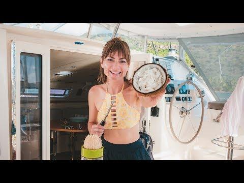 Lost Our Mainsail, But Landed in Coco Paradise || Sailing French Polynesia_A héten feltöltött legjobb vitorlázás videók