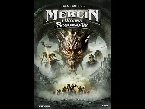 Merlin i wojna smoków - Merlin And The War Of The Dragons