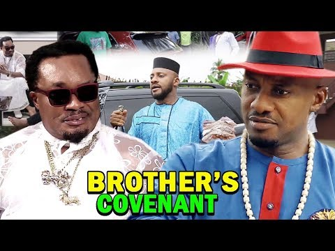 """BROTHER'S COVENANT """" New Hit Movie"""" (Yul Edochie) 2019 Latest Nigerian Nollywood Movie"""
