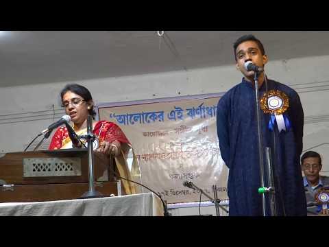 Video Dekho Aloy Alo Akash (Asadoma Sadgamaya) I Sagnik Banerjee download in MP3, 3GP, MP4, WEBM, AVI, FLV January 2017