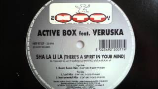 Download Lagu Active Box feat. Veruska - Sha La Li La (There's A Spirit In Your Mind) Mp3