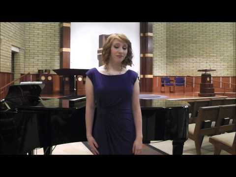 Lachen und Weinen – Schubert