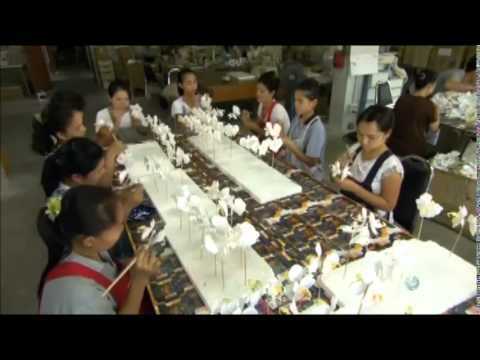 How It's Made – Artificial Flowers