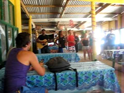 Video Mana Lagoon Backpackers