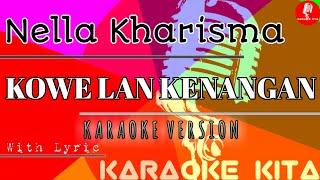 Kowe Lan Kenangan - Nella Kharisma - KOPLO (Karaoke Tanpa Vocal)