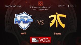 Fnatic vs MVP Phoenix, game 2