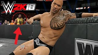 WWE 2K18 - TOP 10 CUTSCENES WE WANT WITH NEW ANIMATIONS!