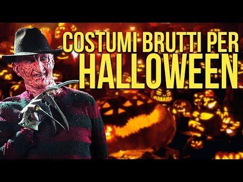 i costumi più pazzi di halloween!