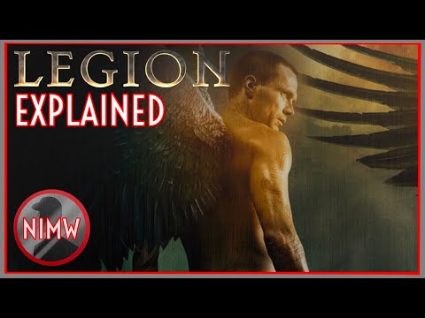 Legion (2010) Story + Ending EXPLAINED