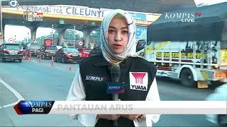 Video Pantauan Arus Lalu Lintas di Tol Cileunyi pada Selasa (19/6) MP3, 3GP, MP4, WEBM, AVI, FLV Juni 2018