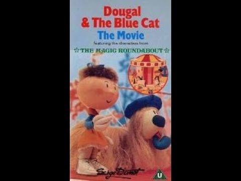Original VHS Opening: Dougal and the Blue Cat (UK Retail Tape)