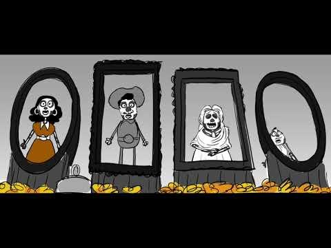 Coco | Dia De Los Muertos Deleted Scene