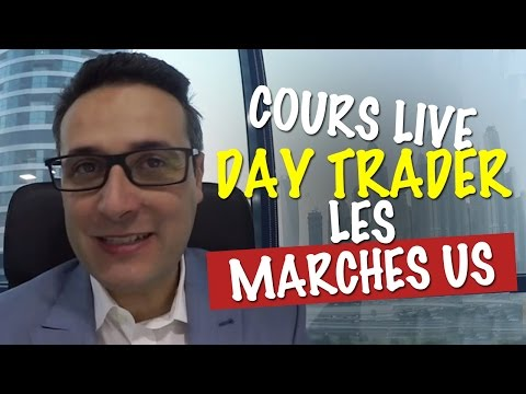 Formation Trading Marchés US : DAY TRADER LES MARCHES US