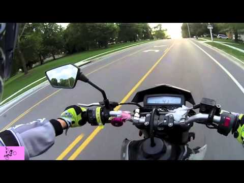 Woman's Motorcycle Beginner Advice #2 // Mostly Uncut Motovlog