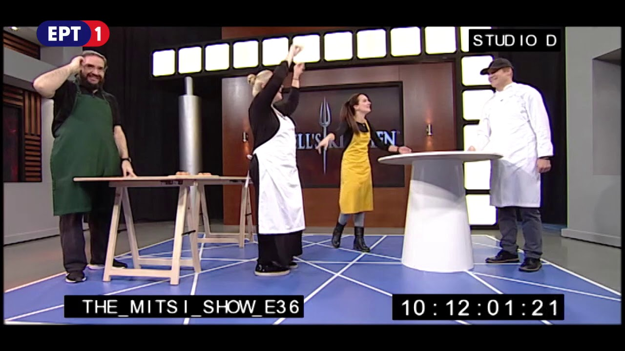 BACKSTAGE 30/3/2018 – THE MITSI SHOW