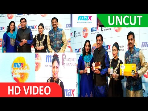 UNCUT | Grand Launch Of Max Fashion Festive Collection 2016 By | Bhumi Pednekar