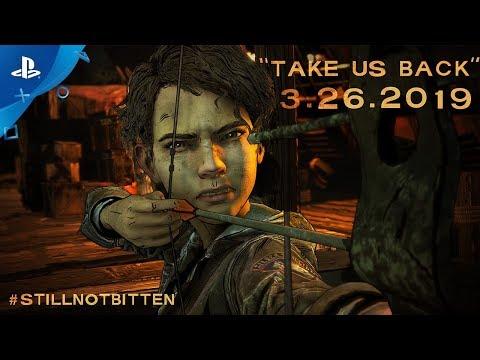 "The Walking Dead: Final Season - ""Take Us Back"" Ep. 4  | PS4 - Thời lượng: 63 giây."