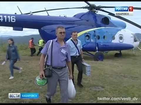 Вести-Хабаровск. Досрочное голосование