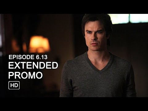 The Vampire Diaries - Episode 6.13 - The Day I Tried to Live - Extended Promo