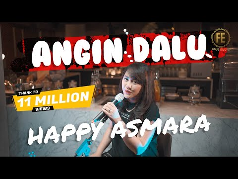 HAPPY ASMARA - ANGIN DALU ( Official Music Video )
