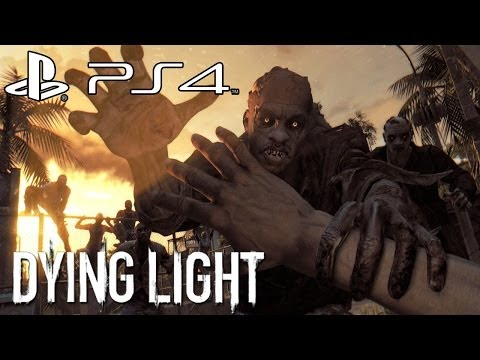Dying Light - PS4 Night Time Gameplay [1440p] TRUE-HD QUALITY