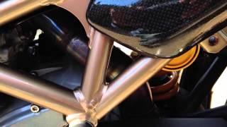 6. Ducati S4RS Tricolore walk around