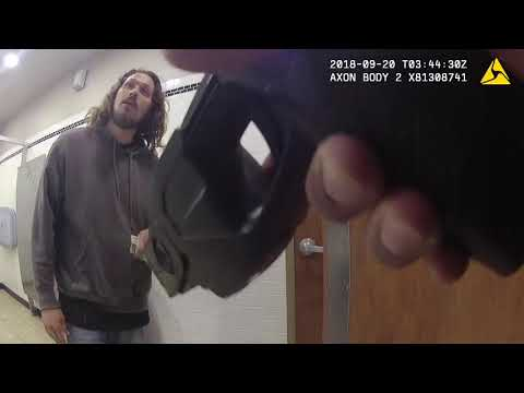 Body camera footage released in fatal Eagle Point police shooting
