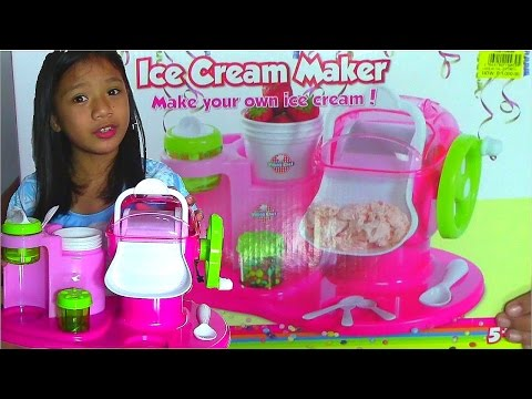 Young Chef Ice Cream Maker – Make Your Own Ice Cream