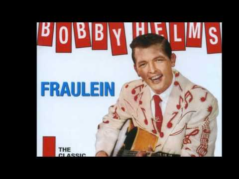 Bobby Helms 'Fraulein' 45 RPM
