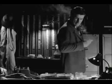 Promo for TCM Film Noir