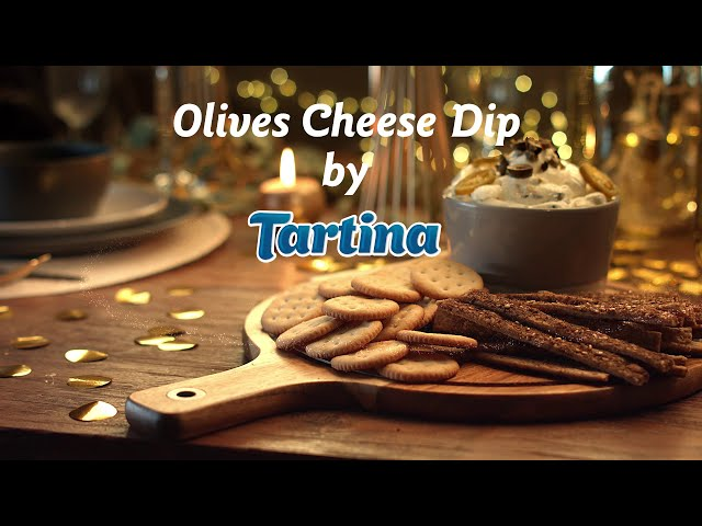 Olives Cheese Dip