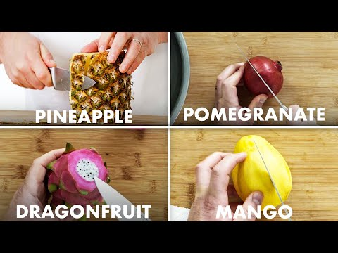 How to Slice EVERY Fruit!