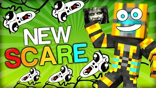 CRAZY HILARIOUS SCARING GHOST - Minecraft Trolling Youtubers with Minecraft Mods (Scare Prank)