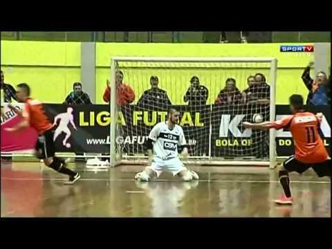 Carlos Barbosa - Jaraguá Futsal busca empate contra Carlos Barbosa e segue na liderança da Liga Em um jogo difícil e bastante equilibrado, o Jaraguá Futsal (CSM/Construtora C...
