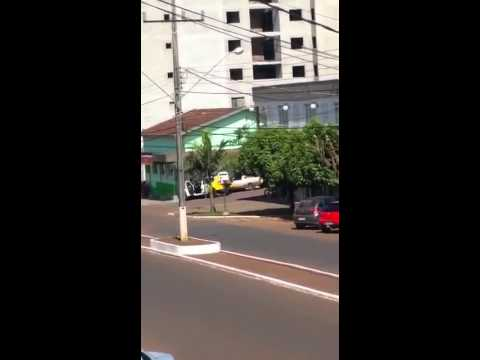Assalto em Nova Prata do Iguaçu  - 31/07/2015