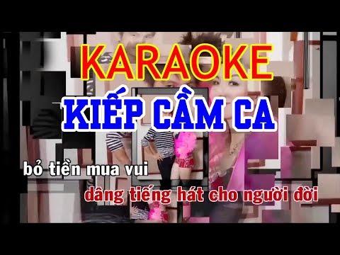 Kiếp Cầm Ca Remix Karaoke - Lương Gia Huy | Beat Chuẩn - Thời lượng: 4 phút, 30 giây.