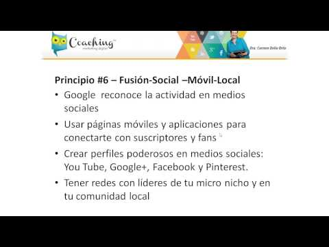 7 principios del Marketing Digital en 2014: #6 Fusión local, social y móvil